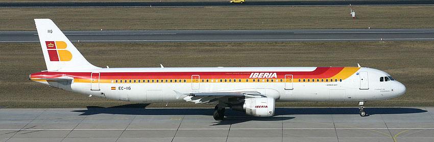 iberia lineas aereas de espana sa: