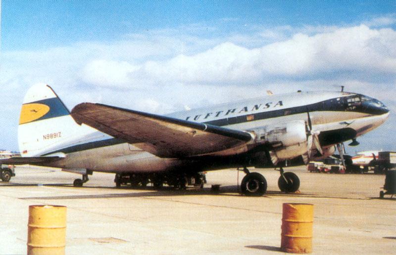 Airline Portrait Lufthansa Portr 228 T Historie Geschichte History