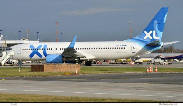 XL Airways France, Boeing 737-800 F-HAXL