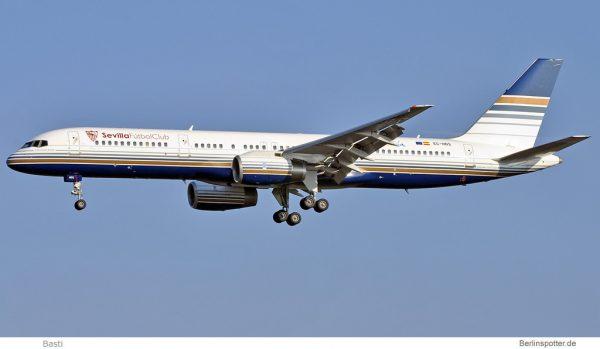 Privilege Style Boeing 757-200 EC-HDS (© Basti)