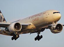 Etihad Cargo Boeing 777-200F A6-DDE