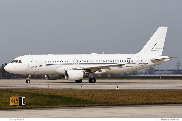 Alpha Star Airbus A320-200 HZ-A3