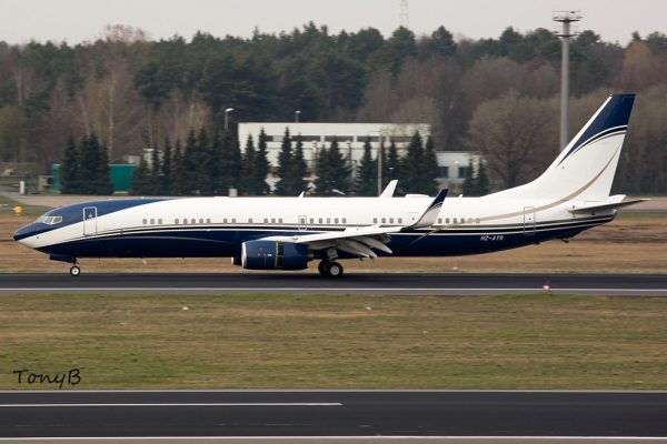 Al-Atheer Aviation Boeing 737-900ER (BBJ3) HZ-ATR