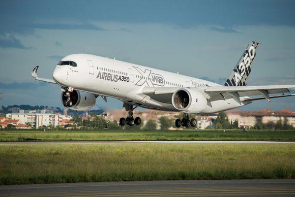 Airbus A350 XWB (© Airbus)