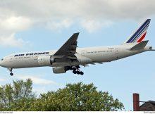 Air France Boeing 777-200ER F-GSPR