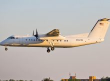 US Department of State Bombardier Dash-8Q-300 N567WK