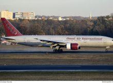 Omni Air International Boeing 777-200ER N846AX (TXL 20.11. 2016)