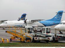 Zimex Aviation ATR72-200 HB-ALL (SXF/BER 14.12. 2016)