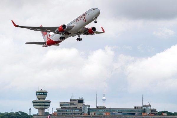 Ab sofort geht es viermal die Woche ab Berlin-Tegel in die größte Stadt Kanadas, nach Toronto am Ontariosee (Foto: G. Wicker, FBB)