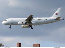 Electra Airways, Airbus A320-200 LZ-EAA (TXL 27.8. 2017)