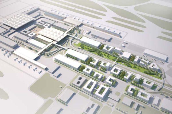 BER Masterplan 2040 (© FBB)
