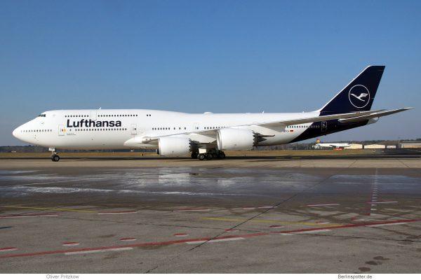 Lufthansa, Boeing 747-8i D-ABYA (TXL 8.2. 2018)