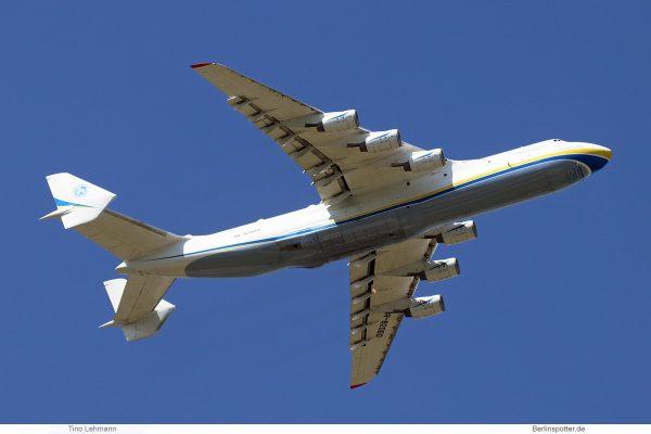 Antonov Airlines, An-225 UR-82060 (ILA SXF 29.4. 2018)