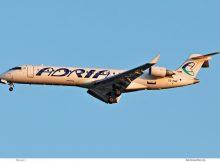 Adria Airways, Bombardier CRJ700 S5-AAW (TXL 7.6. 2018)