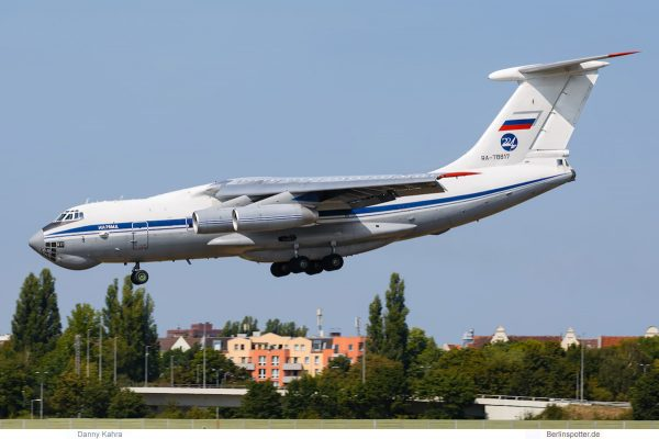 Russland, Ilyushin Il-76MD RA-78817 (TXL 15.8. 2018)