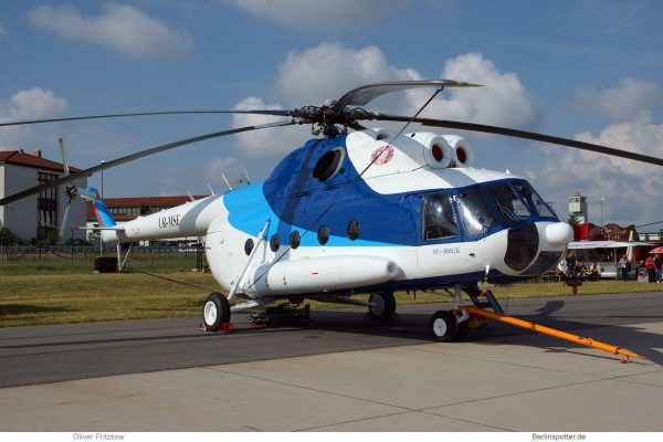 Mi-8 MSB UR-MSF (ILA 2016)