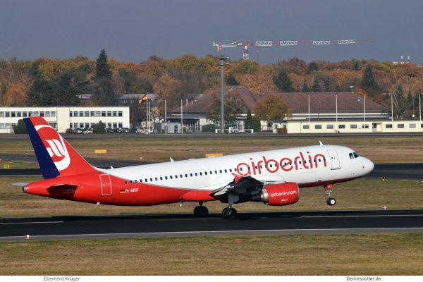 Eurowings, Airbus A320-200 D-ABZI (TXL 6.11.2018)