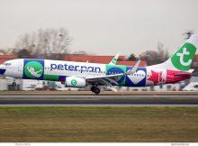 Transavia, Boeing 737-800(WL) PH-HSI (TXL 6.12.2018)