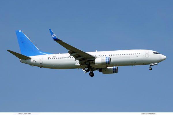 Neos, ex Samoa Air cs., Boeing 737-800(WL) I-NEOS (SXF 22.8.2019)