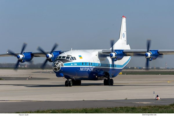 Motor Sich, Antonow An-12BK UR-11316 (SXF 4.4.2019)
