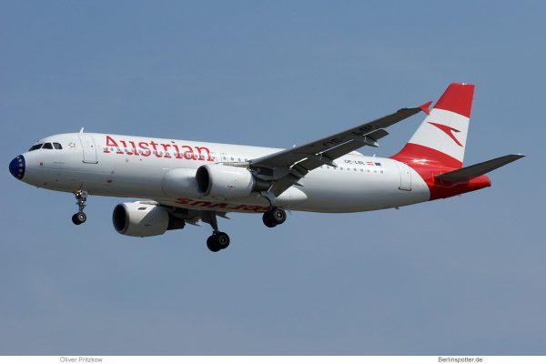 Austrian Airlines, Airbus A320-200 OE-LBL (TXL 24.5.2019)