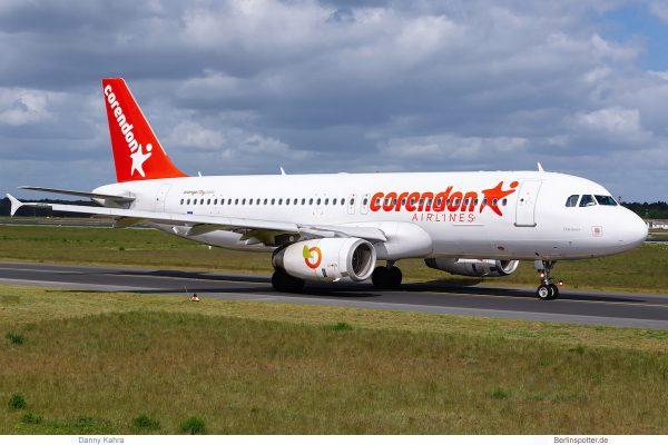 Corendon Airlines, Airbus A320-200 SX-ODS (TXL 3.5.2019)