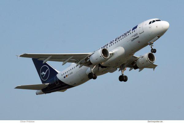 Lufthansa, Airbus A320-200 D-AIZG (TXL 5.6.2019)