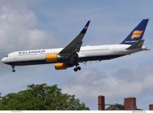 Icelandair Boeing 767-300ER(WL) TF-ISO (TXL 20.6.2019)