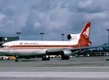 Air Lanka, Lockheed L-1011 TriStar 100 4R-ULC (SXF 06/1992)