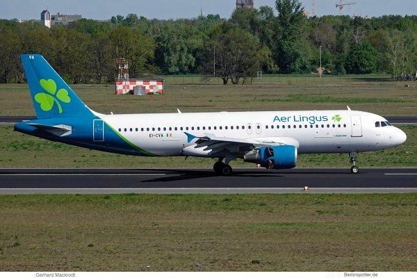 Aer Lingus, Airbus A320-200 EI-CVA (TXL 30.4.2019)