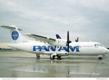 Pan Am Express, ATR42-300 N4210G (TXL 1989)