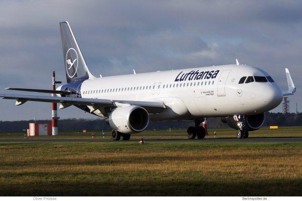 Lufthansa, Airbus A320-200(SL) D-AIWI (TXL 30.11.2019)