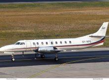 North Flying, Fairchild SA227-DC Metro 23 OY-NPG (TXL 13.12.2019)