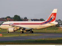 Air Malta, Airbus A320-200 9H-AEI, Retro-Bemalung (TXL 30.4. 2014)