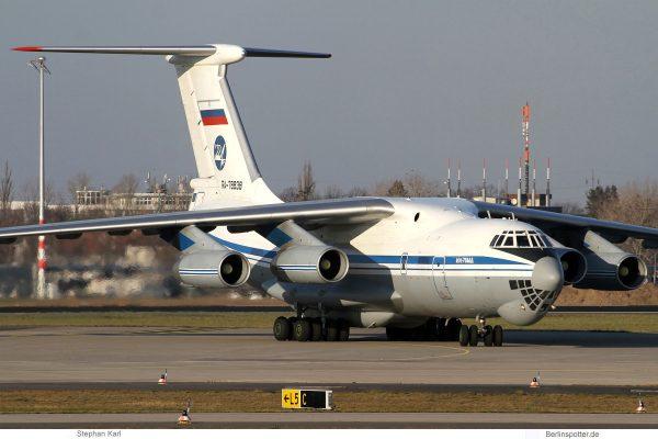 Russland, Ilyushin Il-76MD RA-78838 (SXF 17.1.2020)