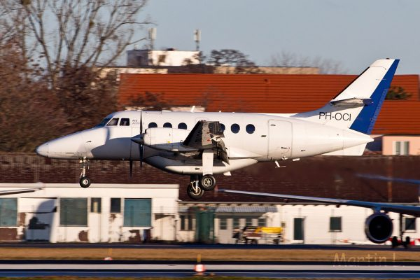 AIS Airlines, BAe Jetstream 32 PH-OCI (TXL 5.2.2020)
