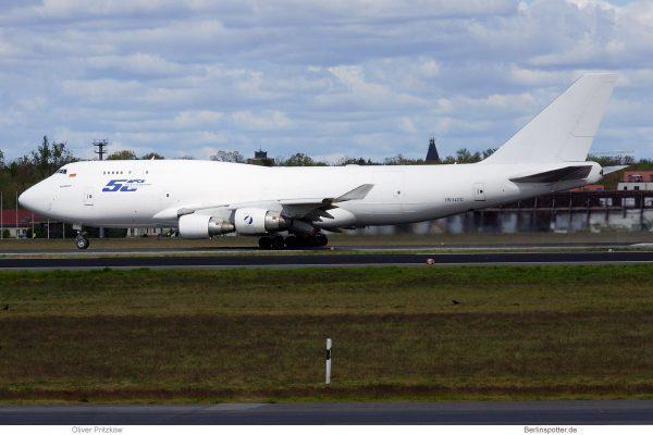 Ruby Star, Boeing 747-400(BCF) EW-511TQ (TXL 25.4.2020)