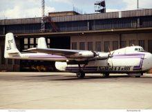 Sagittair, Armstrong Whitworth Argosy-101 G-APWW (THF 06/1972)