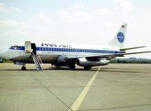 Pan Am, Boeing 737-200 N382PA (THF 13.5.1984)