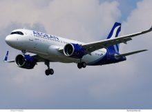 Aegean Airlines, Airbus A320neo SX-NEO (TXL 27.6.2020)