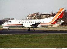 Delta Air, Saab 340A D-CDIG (THF 1992)