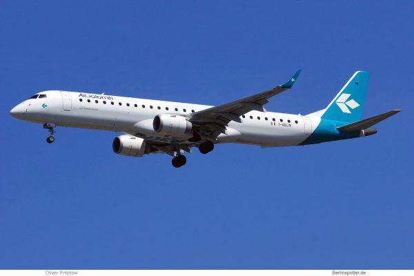 Air Dolomiti, Embraer 195 I-ADJN (TXL 31.7.2020)