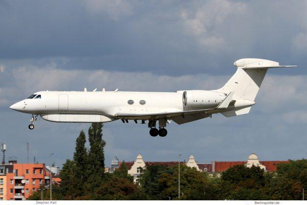 Israeli Air Force, Gulfstream V SIGINT '684' (TXL 10.9.2020)
