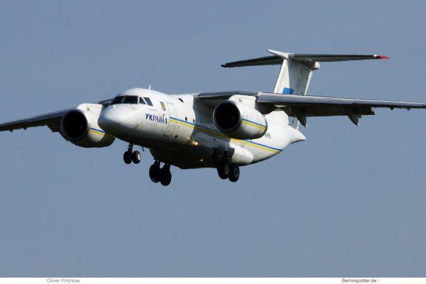 Ukraine Gvmt., Antonov An-74TK-300D UR-AWB (TXL 11.9.2020)