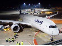 Lufthansa, Airbus A350-900 D-AIXI (TXL 7.11.2020)