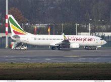 Ethiopian Airlines, Boeing 737-800(WL) ET-AQO (BER 27.11.2020)