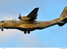 Egypt Air Force, CASA C-295M SU-BTI/1197 (BER 19.11.2020)