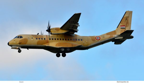 Egypt Air Force, CASA C-295M SU-BTI/1197 (BER 19.11.2020)