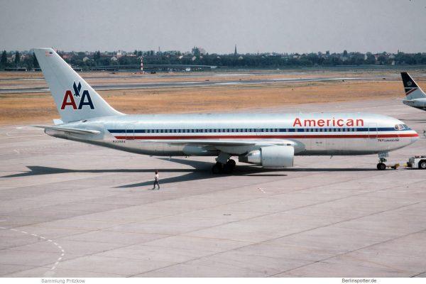 American Airlines, Boeing 767-200ER N339AA (TXL 1992/93)