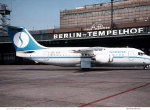 SABENA, BAe 146-200 OO-DJE (THF 1994)